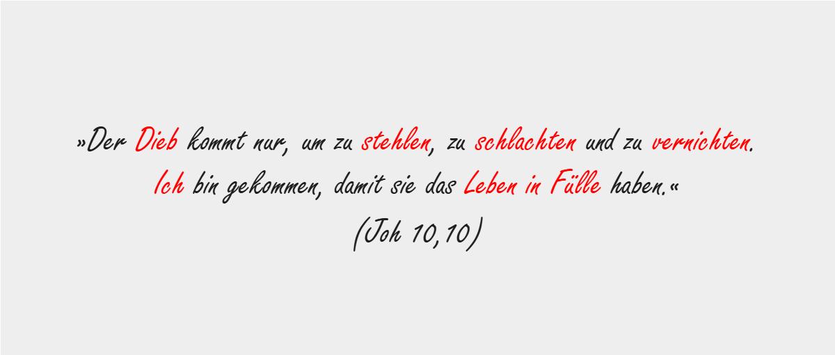 Permalink auf:Joh 10,10